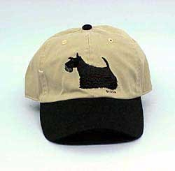 Cap: Scottish Terrier
