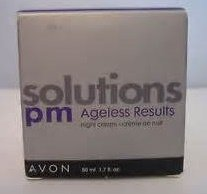 Avon Solutions (Avon Solutions p.m. Ageless Results Night Cream)