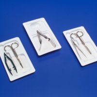 Kit Curity Suture Removal (Units Per Case 50 CURITY Suture Removal Kit Units Per Case 50 KENDALL HEALTHCARE PROD. 66100)