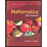 Mathematics All Around, Pirnot, 0131959972