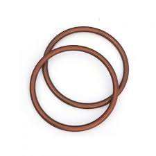Best Baby Original Sling Rings, Aluminum and Nylon Rings for Making Ring Slings (Large, ()