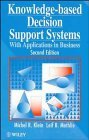 img - for Knowledge Based Decision Support Systems: With Applications in Business by Michel R. Klein (1995-07-14) book / textbook / text book