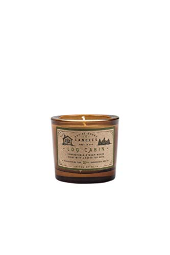 (United By Blue - 3 oz. Log Cabin Out-of-Doors Candle )