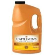 Cattlemans Gold Sauce -- 2 Case 1 Gallon