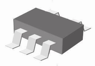 Board Mount Hall Effect / Magnetic Sensors Hall IC Hi Sense Lo Current Bi-CMOS (500 pieces) by Panasonic