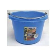 FORTEX INDUSTRIES N400-8 Sky 12 Pail, 8 Quart, Sky Blue