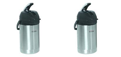 BUNN 32125.0000 2.5 Liter Lever-Action Airpot, Stainless Steel ()