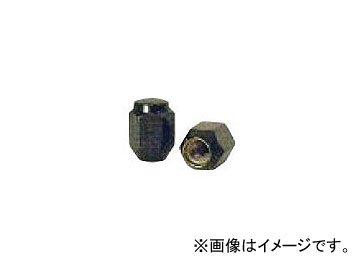 チップトップ 袋ナット ブラック 21H M12×1.25 31mm N-8 入数:1セット(100個) B01MUC9TNZ