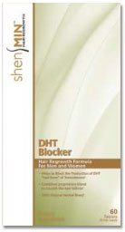 Shen Min Natural DHT Blockers 60 tablets (1 month supply) Decrease Hair Loss Increase Thicker -