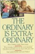 Book The Ordinary Is Extraordinary: How Children Under Three Learn
