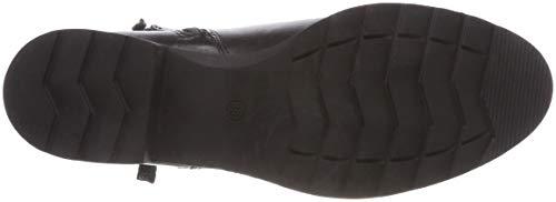 Noir Black 25409 Femme 21 Botines Tozzi 002 Antic Marco wY7pqgXxn