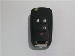 20835400 GMC TERRAIN Factory OEM KEY FOB Keyless Entry Car Remote Alarm Replace by GMC (Image #1)