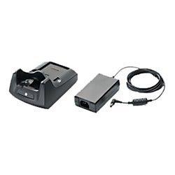 ZEBRA CRD5500-101UES S 414 KIT: MC55/MC65/MC67 1-SLOT USB CRADLE IN Zebra CRD5500-101UES Single Slot Charging and Sync Cradle