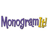 "Amazing Designs Monogram It ""Stand Alone"" software for Monogramming"