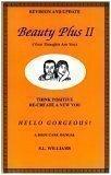 Beauty Plus II, Sylvia L. Williams, 096578424X