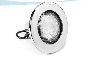 - Hayward SP0582SL50 AstroLite Pool Light, Stainless Steel Face Rim, 120-Volt, 50-Foot Cord