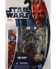 2012 Action Figure (Star Wars: Clone Wars 2012 Animated Series 3.75 inch Cad Bane Action Figure)