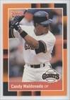 Candy Maldonado (Baseball Card) 1988 Donruss Baseball's Best - Box Set [Base] #247 ()