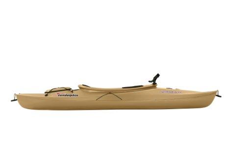 Sun Dolphin Excursion Sit-in Fishing Kayak (Sand, 10-Feet)
