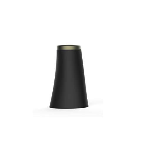 Fine Diamond Tip Matte Black For Leyoung Diamond Microderm Kit