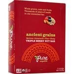 Pure Organic Ancient Grains Bar, 12 Count