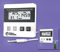 15-077-976 Part# 15-077-976 - Thermometer Lab Traceable Fridge Dgt LCD Dual W...