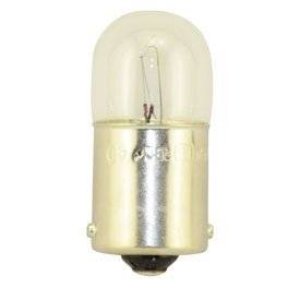 Replacement for Miniature LAMP R5W 24V 5W BA15S Light Bulb 10 Pack