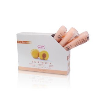 (Depileve Peach Paraffin 6lb by Peach Parrafin)