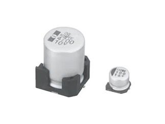 UNITED CHEMI-CON EMVE350ADA221MJA0G MVE Series 220 uF 35 V ±20 % Surface Mount Can Aluminum Electrolytic Capacitor - 500 item(s) by United Chemi-Con