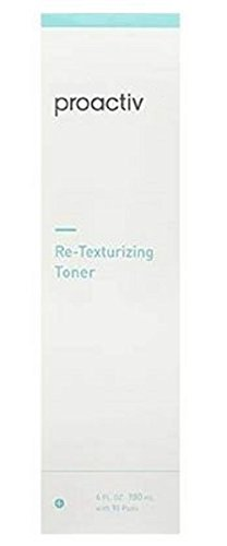 Proactiv Re-texturizing Toner, 6 Ounce with 90 Pads