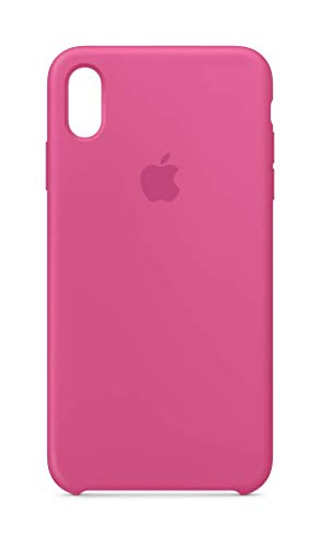 - Apple Silicone Case (for iPhone Xs Max) - Dragon Fruit