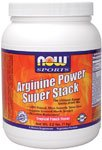 Now Foods Arginine Super Power Stack, 2.2-Livres