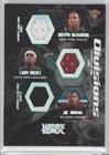 Quentin Richardson; Larry Hughes; Joe Johnson; Marko Jaric; Sam Cassell; Eddie Jones #138/192 (Basketball Postal card) 2005-06 Topps Luxury Box - Divisions Relics #DVR-6