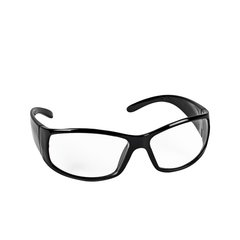 Black Smith and Wesson Elite Safety Glasses - Clear, Anti-Fog (12/Pack) - R3-21302