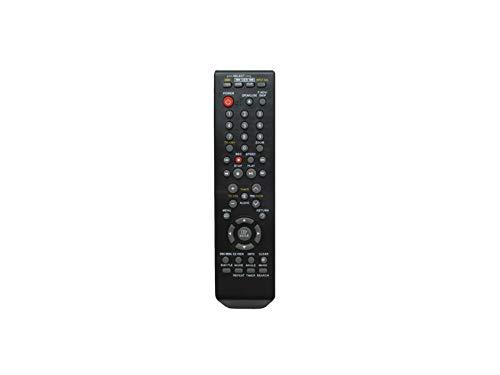 Hotsmtbang Replacement Remote Control for Samsung AK59-00054D DVD-HD860 DVD-HD870 DVD-HD870C DVD VCR Combo Player Recorder (Vcr Dvd Samsung)