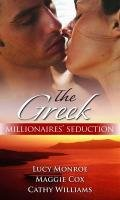 book cover of The Greek Millionaires\' Seduction