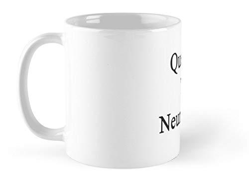 Queen Of The Neurologists Mug - 11oz Mug - Made from Ceramic