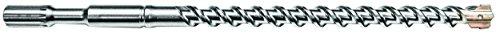 "Century Drill and Tool 83905 Spline Masonry Drill Bit, 3/4"""