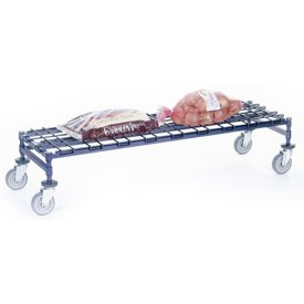 Mobile Dunnage Rack Steel 24W x 18D