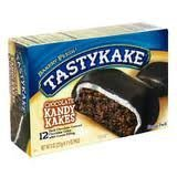 Tastykake Chocolate Kandy Kakes - Four Family Packs by Tastykake