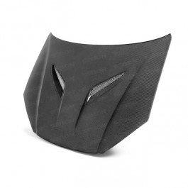Seibon Carbon Fiber Hood for 2013- up Hyundai Genesis 2DR 2dr Seibon Carbon Fiber Hood