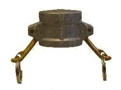 Midland 44-974 Brass Hose Dust Cap Type DC 1-1//2 Size Brass