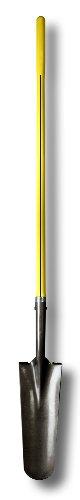 Nupla SSDS16L-E Ergo Power Sharp Shooters Drain Spade, 16