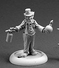killer klowns figure - Zonkers, Killer Klown Chronoscope Miniature