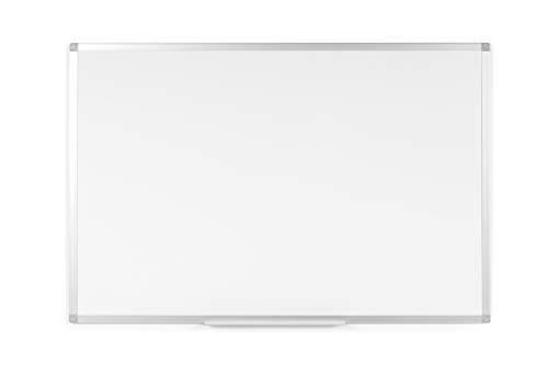 MasterVision Ayda Magnetic White Board, 48