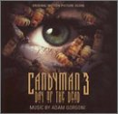 Candyman 3, Day of the Dead : Original Motion Picture Score by Various Artists (2001-10-02)