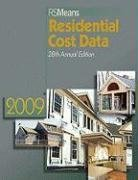 RSMeans Residential Cost Data 2009