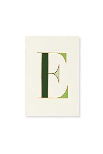 Kate Spade New York Initial Notepad (E)