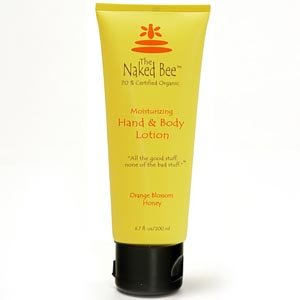 The Bee Bee Nu Nu Hand & Body Lotion 6.7 oz lotion - Orange Blossom Honey