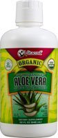 Smart Basics Organic Certified Aloe Vera Juice Unflavored...